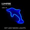 DIY LED Neon Lights with 120pcs super bright 2835 LED