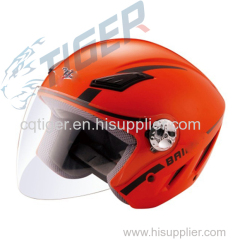 Chinese OEM Motorcycle Half-face Helmet Factory DOT Certified