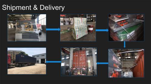 Export to Thailand Q35Y 20T Hydraulic Ironworker machine