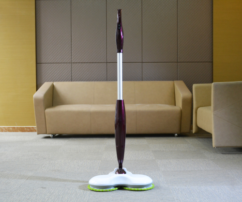 High Quality Electric Cordless Spraying and Spinning Mop