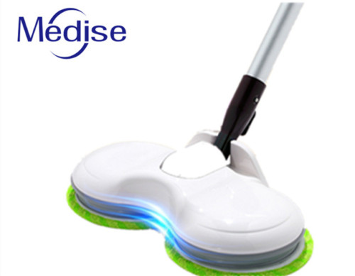 Wet Dry electric spin mop 360 microfiber mop for hardwood floors