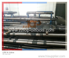 Oil Well Drill Stem Testing Tools 3 7/8