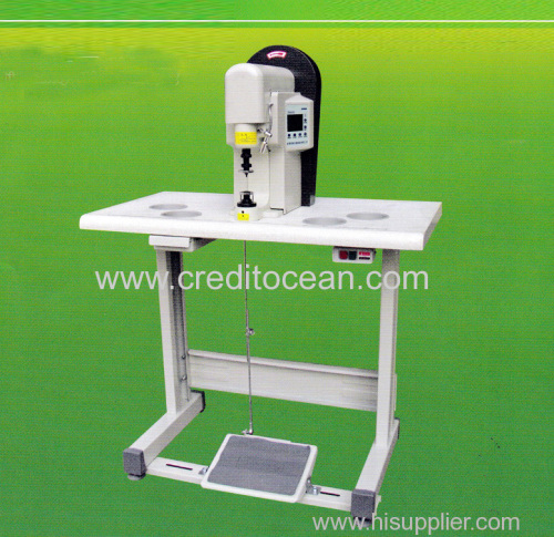 Metal tips Tipping machine
