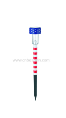National Day Christmas Halloween Solar Stake Lights