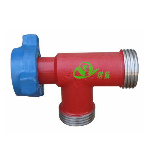 "Weco Union Tee 2"" Fig 1502 MxFxF 15000 PSI Integral Fittings"