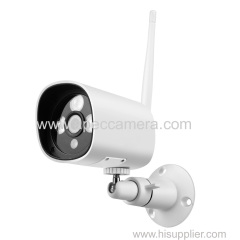 2MP full color day& night Wifi IP bullet cameras two way audio wireless outdoor CCTV Cameras Star light IP Camera