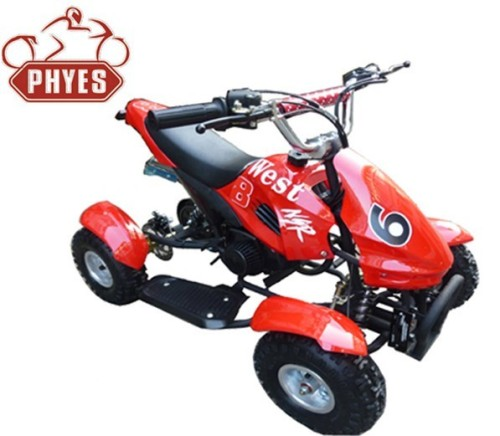 phyes kids mini quad atv 4x4 90cc 2 stroke atv