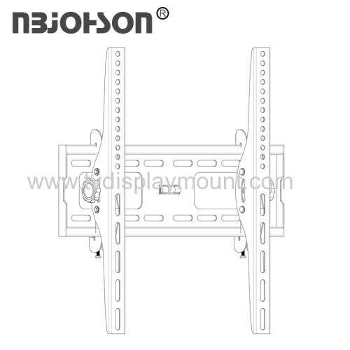 Tilting LCD TV Bracket for Most of 23-56 Inces lcd