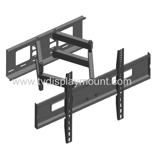 Heavy-duty Full Motion Plasma TV Wall Mount for 32-70 Inch Screens