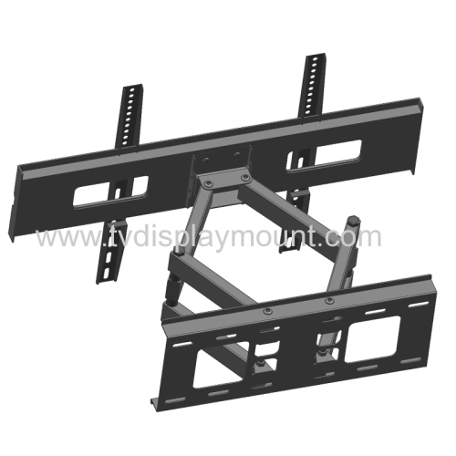 Super Economy Full-motion TV Wall Mount