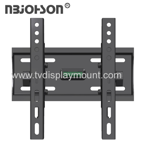 "17""-37"" Universal Tilting Flat Wall Mount Bracket"