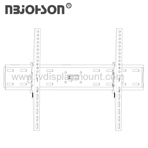 "32""-65"" Large LCD Sliding TV Wall Mount"