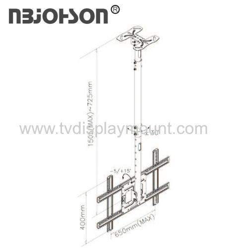 Ceiling TV Mount bracket