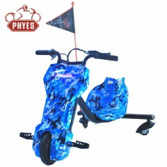 phyes 24V 200W kids and adults electric scooter 3 wheel drift trike