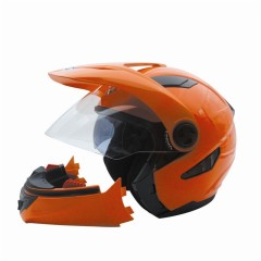 phyes motocycle flip up helmet motor cross