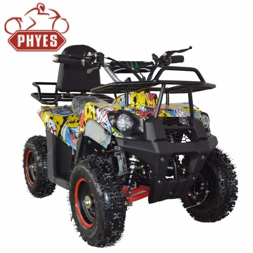 phyes mini quad atv 50cc/49cc atv for kids/kids atv for sale
