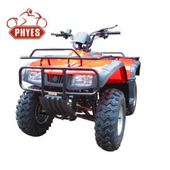 phyes 4 wheeler atv quad for adults 250cc with atv timber trailer
