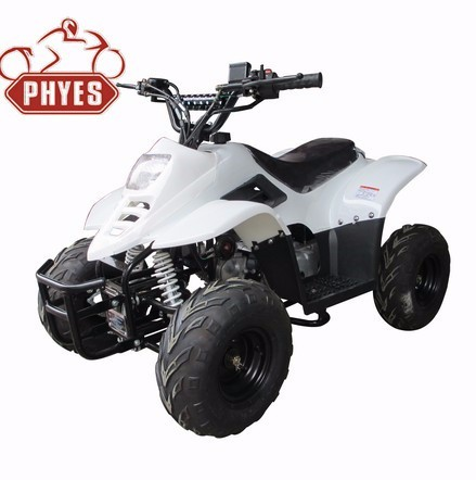 phyes factory direct selling good quality 50cc mini kids quad atv