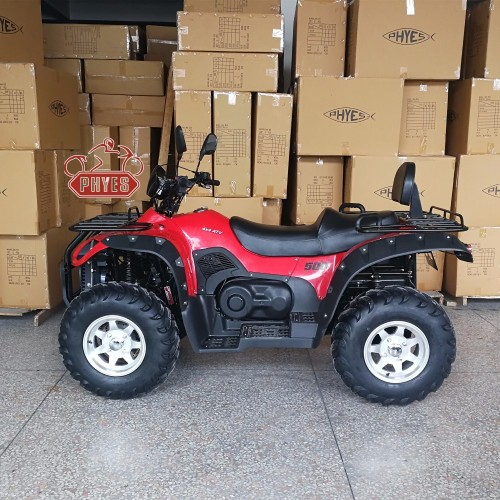 phyes atv 500cc wth atv winch and atv box best sport utility atv