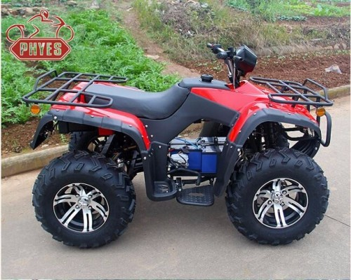 phyes electric quad 6000w/8000w atv