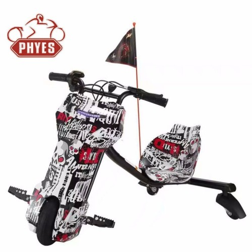phyes drift scooter electric 3 wheel