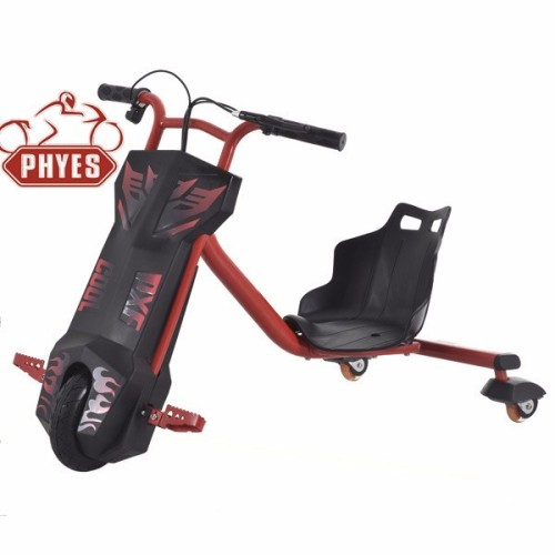 phyes Power Rider 360 Electric Tricycle Scooter Trike Kid's Bike