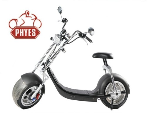 classic hot selling big wheel electric scooter citycoco 1200w in electric scooters