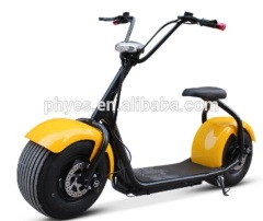 phyes 2000w fat tire electric scooter city coco