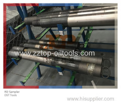 Oil Well Testing RD Sampler for High Pressure Drill Stem Testing Service