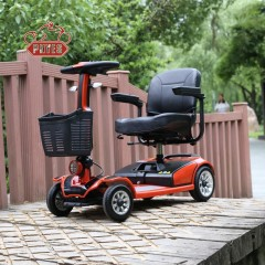 phyes new arrival hot selling 250W electric 4 wheel mobility scooter for old people