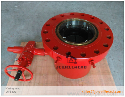 CASING HEAD ASSEMBLY FOR 9-5/8 x7 x3-1/2  EUE-3000psi