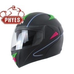 phyes helmet full face motorcycle