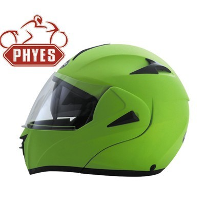 phyes Double visors Flip up Motorcycle intercom Bluetooth Helmet