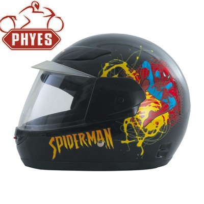 phyes kids stylish ce approved full face motorcycle helmet phyes new helmet