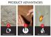 vinyl floor coverings click system high definition printing customisation waterproof fireproof flooring