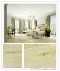 PVC floor coverings resilient comfortable realistic-looking wood effect warm soft comfort bedroom livingroom flooring