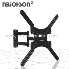 Full Motion LCD TV Wall Mount Bracket With Extendable Arm
