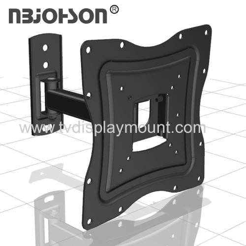 NBJOHSON 17-42 Inch Simplicity Metal Full Motion TV Wall Mount Bracket