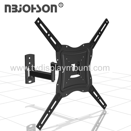NBJOHSON 17-56 Inch Metal Full Motion TV Wall Mount Bracket