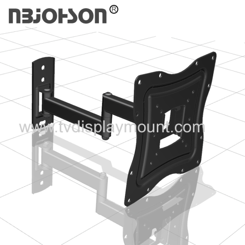 NBJOHSON 17-42 Inch Metal Full Motion TV Wall Mount Bracket