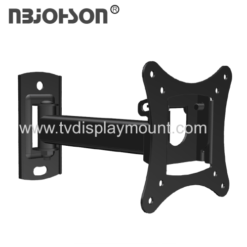 NBJOHSON 13-27 Inch Simplicity Full Motion TV Wall Mount Bracket