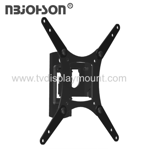 NBJOHSON 13-37 Inch Simplicity Metal Full Motion TV Wall Mount Bracket