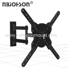 NBJOHSON Full Motion Articulating TV Wall Mount Bracket for 17-56 Inch LED LCD Flat Screen TV