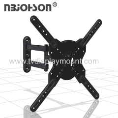 NBJOHSON Full Motion Articulating TV Wall Mount for 17-56 Inch LED LCD Flat Screen TV