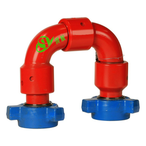 Fig 1502 Union Connection Style 10 Long Radius Chiksan Swivel Joints