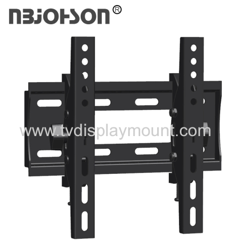 "NBJOHSON 17""-37"" Inch Universal Tilt Flat Panel TV Wall Mount Bracket"
