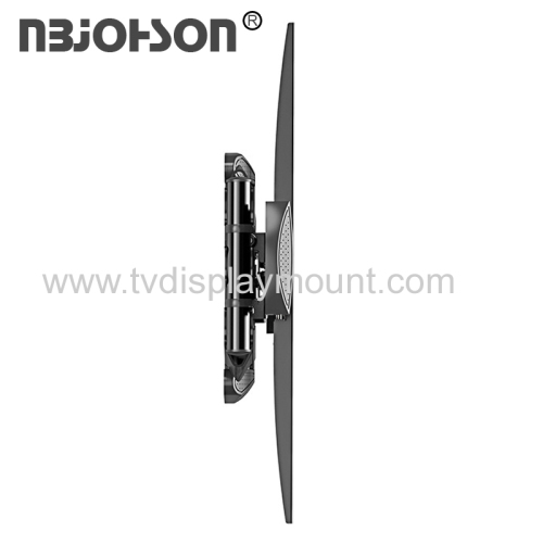 NBJOHSON New Item Dual Arms Full Motion TV Wall Mount for 17-inch To 56-inch Screen – with Tilt And Swivel Function