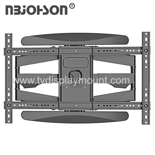 New Item Dual Arms Full Motion Multi Position TV Wall Mount for 40-inch To 70-inch Screen – with Tilt And Swivel Functi