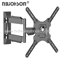 Articulating Full Motion Multi Position for 17-inch To 56-inch Tv Accessible Tilt Mechanism with 180° Swivel Functio