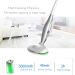 Wet Dry Cordless Vacuum Cleaner Wireless Cyclonic vacuum cleaner and electric mop